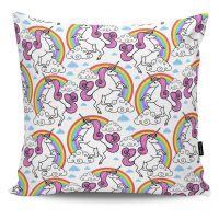 Poduszka dekoracyjna Unicorns